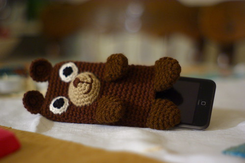 Squirrel iPhone cover 1