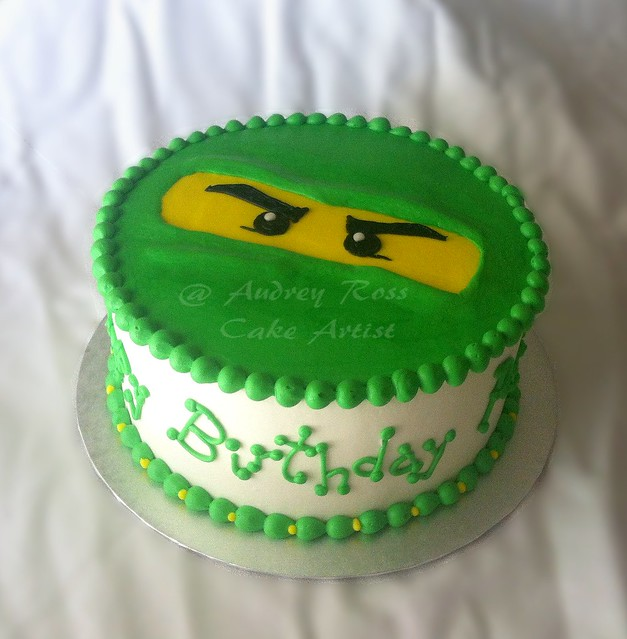 Lego Ninjago Birthday Party Google Search: Lego Ninjago Birthday Cake