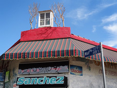 Sanchez's on Wall Street at E 41st Pl, Los Angeles