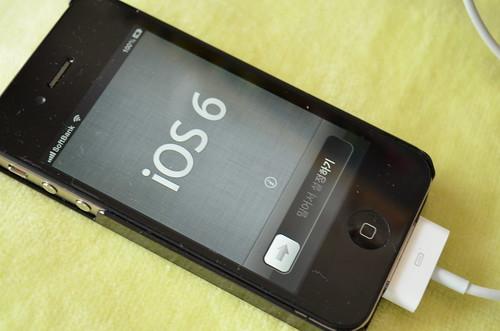 iphone iOS6