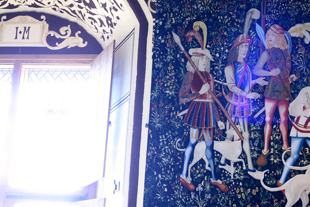 Stirling Castle Tapestry