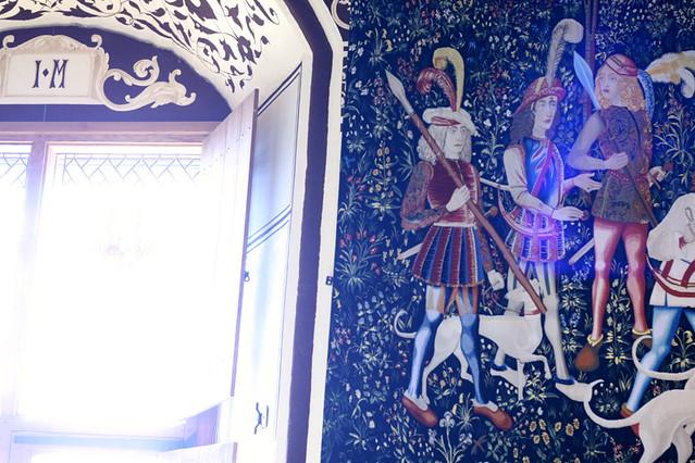 Stirling Castle Tapestry