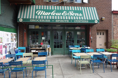 Exterior | Marlow & Sons | Williamsburg