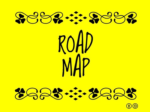Buzzword Bingo: Road Map = Action Plan