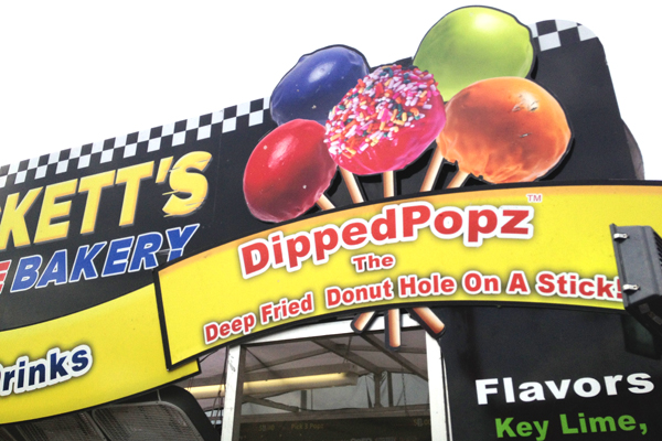 Dipped Popz