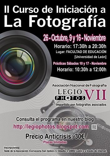 II Curso de iniciación a la fotografía