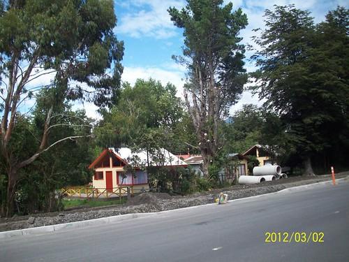 Sector Ensenada, Lago Todos Los Santos, kilómetro 41.5, camino a Saltos de Petrohué, Puerto Varas.