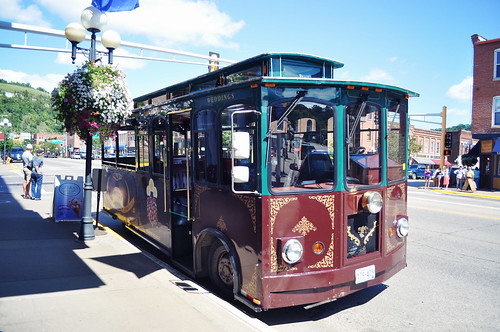 Red Wing Trolley