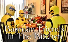 Bauman Friends in the Kitchen