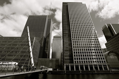 Canary Wharf - London Modern