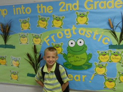 Aug 22 2012 First Day of School Cal