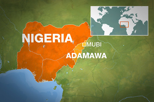 Area within the West African state of Nigeria where students were killed. The attacks have been blamed on Boko Haram. by Pan-African News Wire File Photos