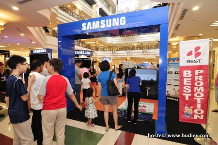 Samsung Dealers Roadshow- Angry Birds_Pic 6