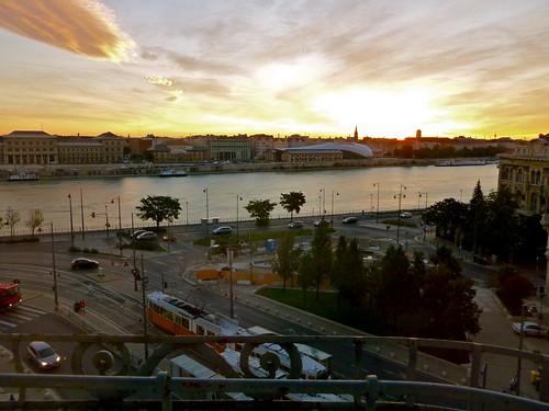 Budapest for work
