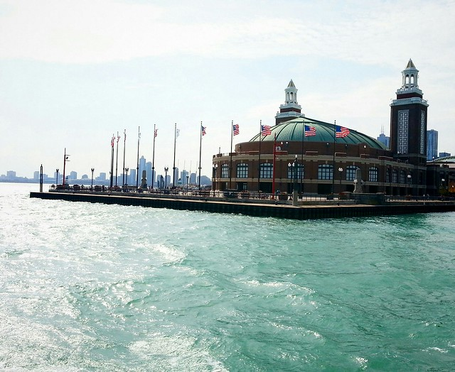 Navy Pier Food Places