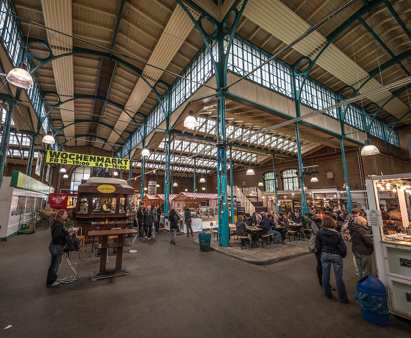 Underground Guide to Berlin with everything you need to know about the Markthalle 9