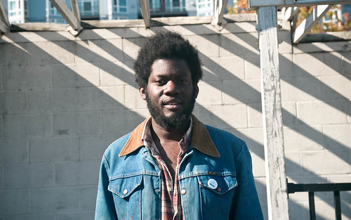 Michael Kiwanuka at KEXP, 10/05/12