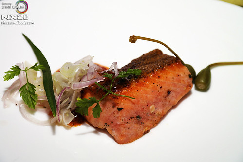 grill 582 Ocean Trout
