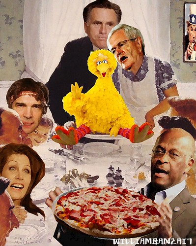 GOP THANKSGIVING 2 by Colonel Flick