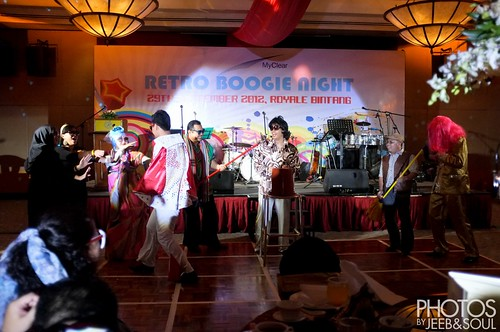 Retro Boogie Night 2012