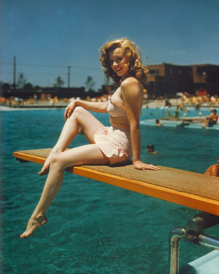 marylin diving board
