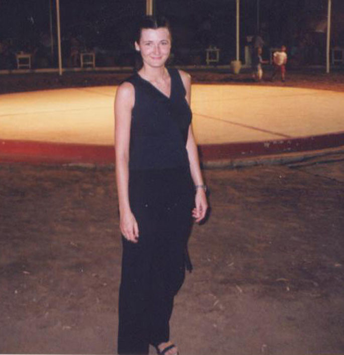 Catherine aged 27
