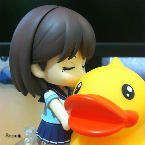 Stay with me, my ducky by antonmoon