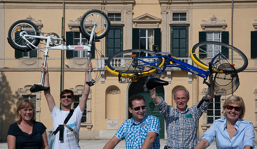 Critical Mass Parma :)