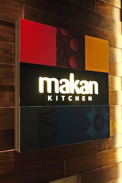 Makan Kitchen, DoubleTree Hilton, MIGF 2012