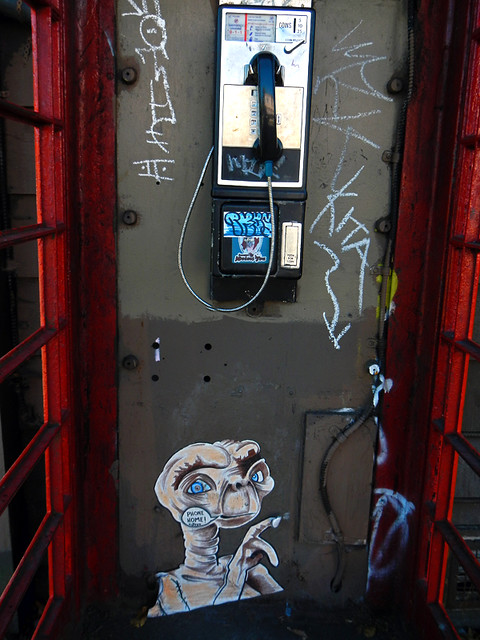 the last phone booth in the universe