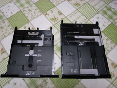 PIXUS MG6330 2つのトレイ