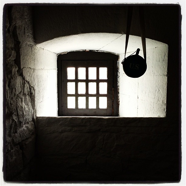 Fort Niagara Window and Canteen