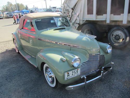 auto show classic chevrolet car for washington market sale antique 1940 convertible swap monroe flea meet