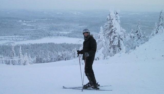 Finlandia en invierno: encantadora