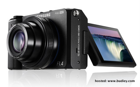 Samsung SMART Camera EX2F
