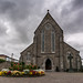 St. Patrick's Church Celbridge Ireland Dark Grey Dramatic Weather