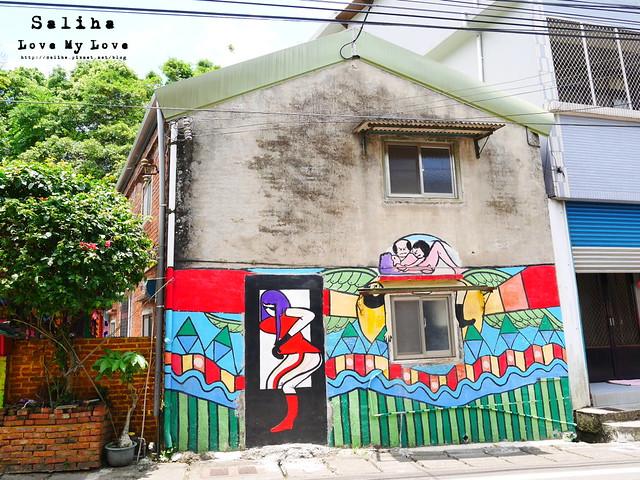 新竹一日遊景點軟橋彩繪藝術村 (30)