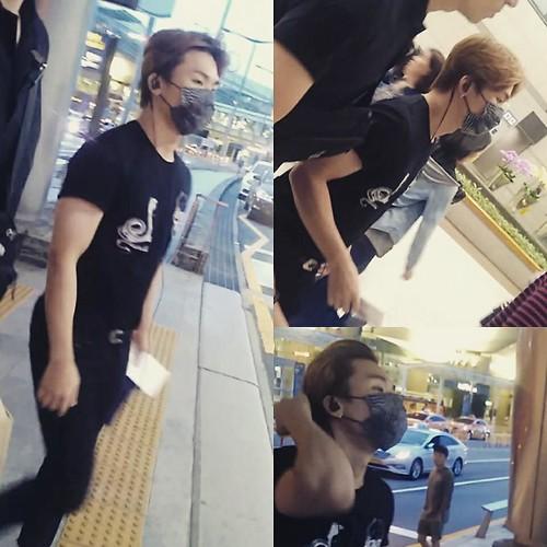 BIGBANG arrival Seoul ICN from Macau 2016-09-05 xxxseyominzzy