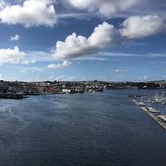 Stavanger sett fra Bybroen