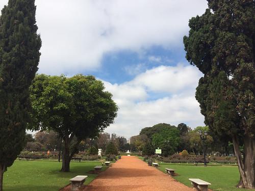 Buenos Aires: el Parque Palermo