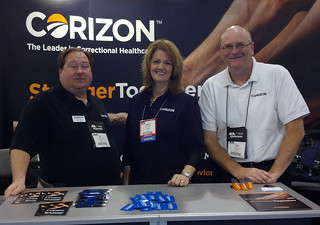 Teams represent Corizon at trade shows in Tennessee and Colorado
