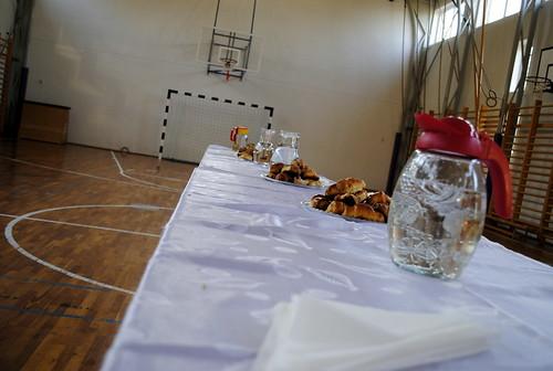 Tiszavölgy Kalandtúra - Lekváros kifli és sportcsarnok