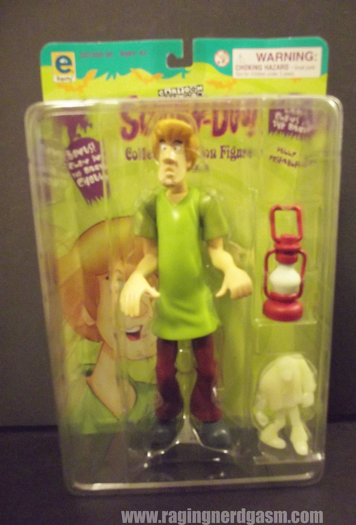 Cartoon Networks Scooby - Doo! Collectible Action Figures 002