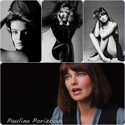 Documental About face (supermodelos entonces y ahora) Paulina Porizkova 6