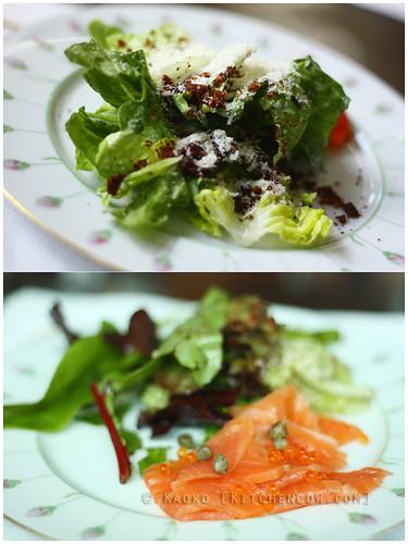 The Rose Veranda - Salad