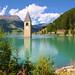 Lago di Resia (BZ) by Gianni Armano