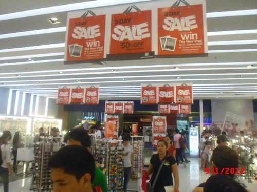 SM City Manila 3 Day Sale KNT 16