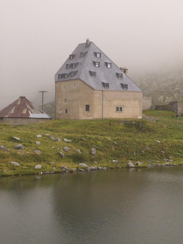 Hotel, St. Gotthard's Pass