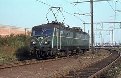 * Belgien  Baureihe  22  New Scan