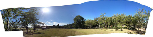 石神井公園パノラマ